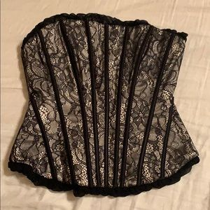Bebe corset xxs
